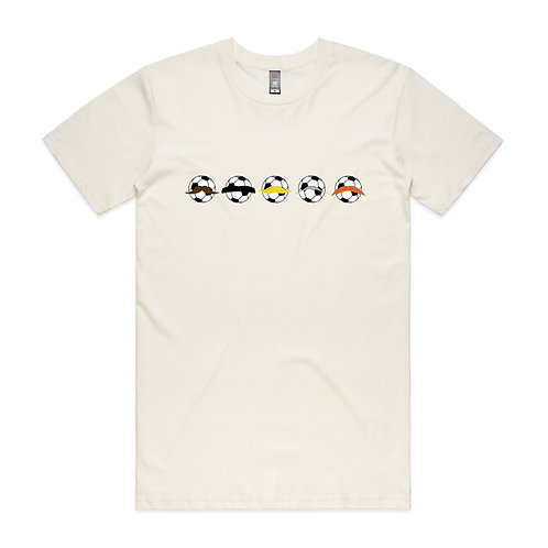 Eighties Footballer T-shirt