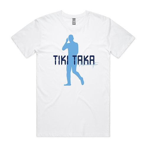 Tiki Taka in Manchester T-shirt