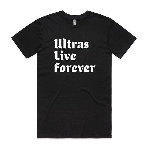 Ultras Live Forever T-shirt
