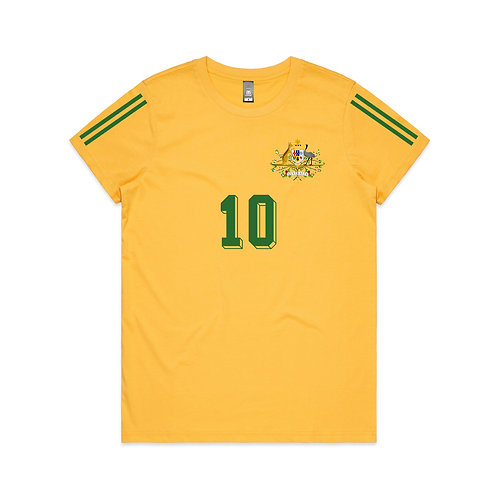 Joey Peters Aussie Number 10 T-shirt