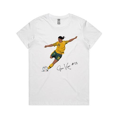 Sam Kerr? Yeah, We Like Her! T-shirt
