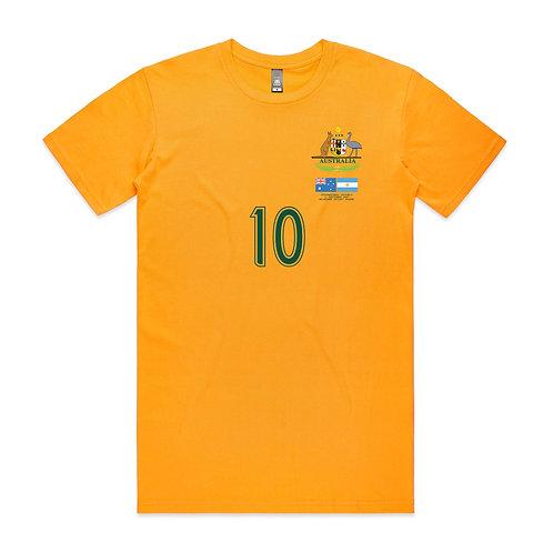 Messi Versus Australia 2007 T-shirt