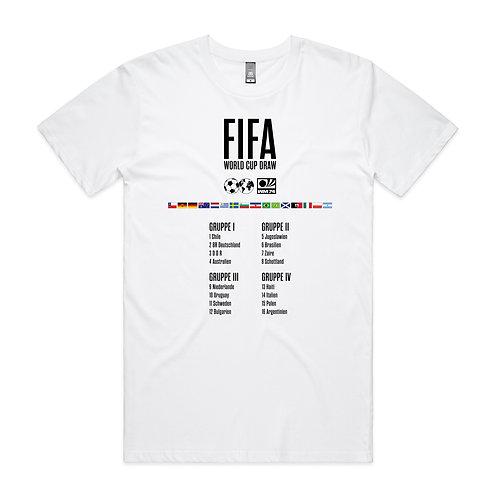 WM-Gruppen 1974 T-shirt