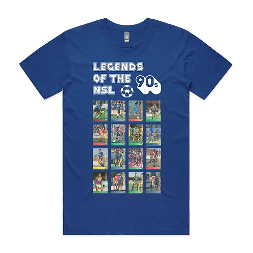 Legends of the NSL '90s T-shirt