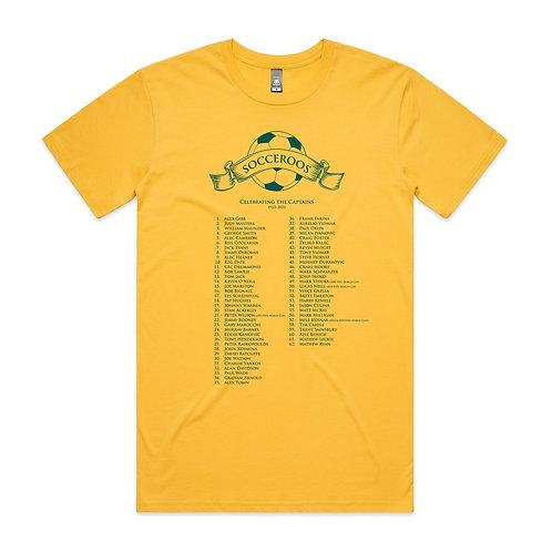 Socceroos Captains T-shirt