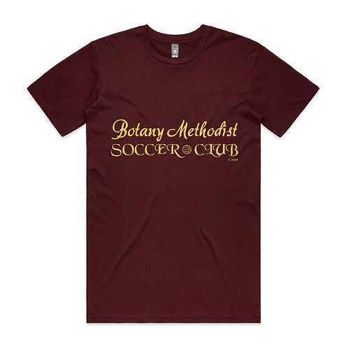 Botany Methodist Soccer Club T-shirt