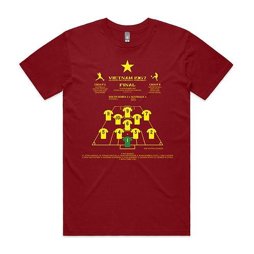 Vietnam 1967 National Day Victory T-shirt