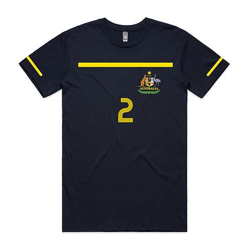 Captain Lucas Neill T-shirt