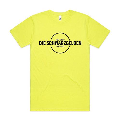 Ned Zelic Die Schwarzgelben T-shirt