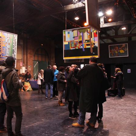 Exposición Palo Alto Barcelona