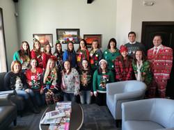 Pratt Family Dental- Christmas