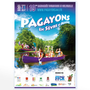AFFICHE PAGAYONS