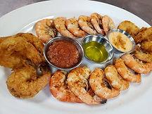 Shrimp 3 ways platter.JPG