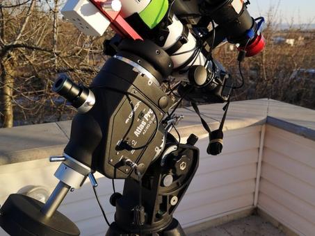 Meade 70mm Astrograph Quadruplet APO Refractor Teleskop