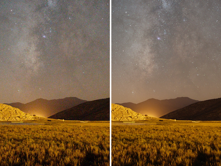 Why use Stacking Method in Astrophotography?