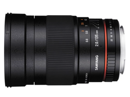 Samyang 135mm f/2.0 ED UMC Lens İncelemesi