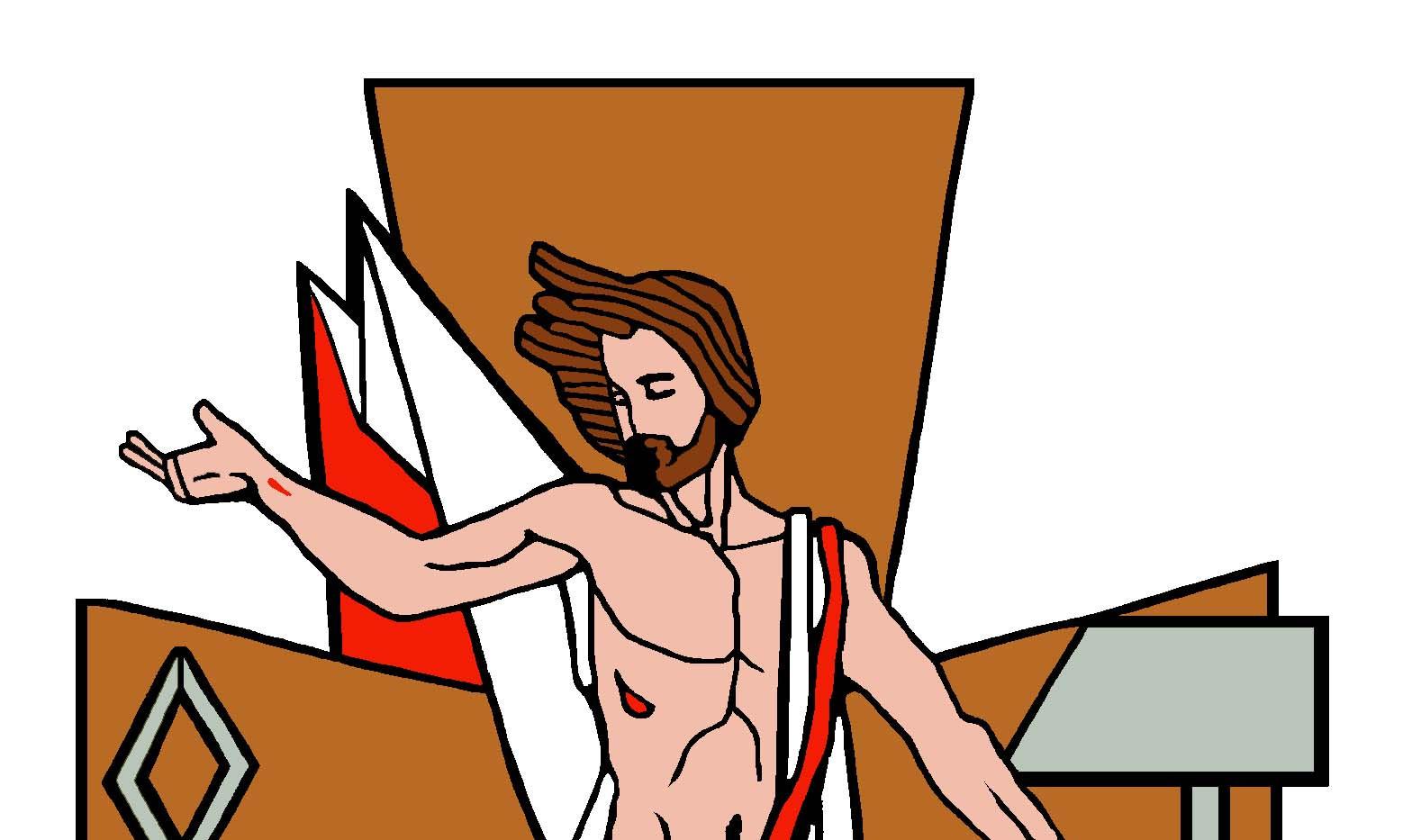 La Salette Risen Christ