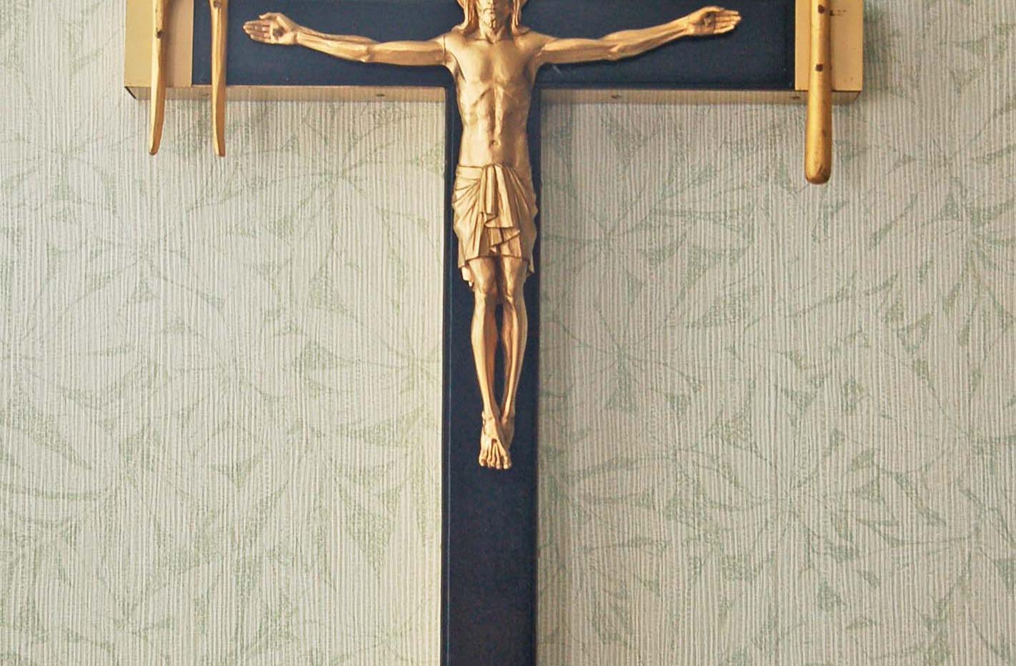 La Salette Pectoral Cross