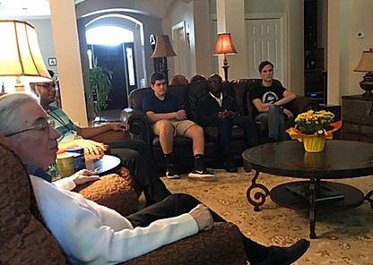Gathering in TX