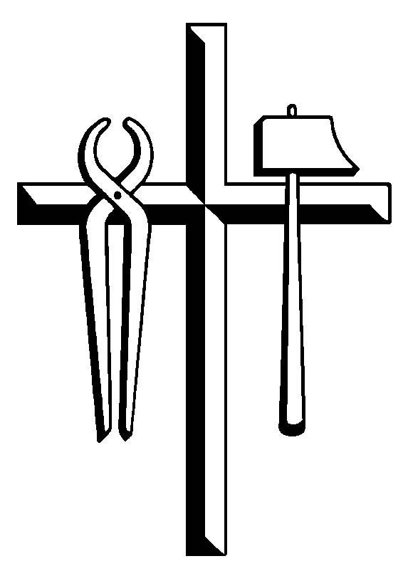 3D La Salette Cross