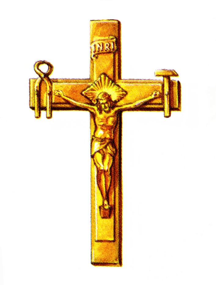 La Salette Crucifix 1