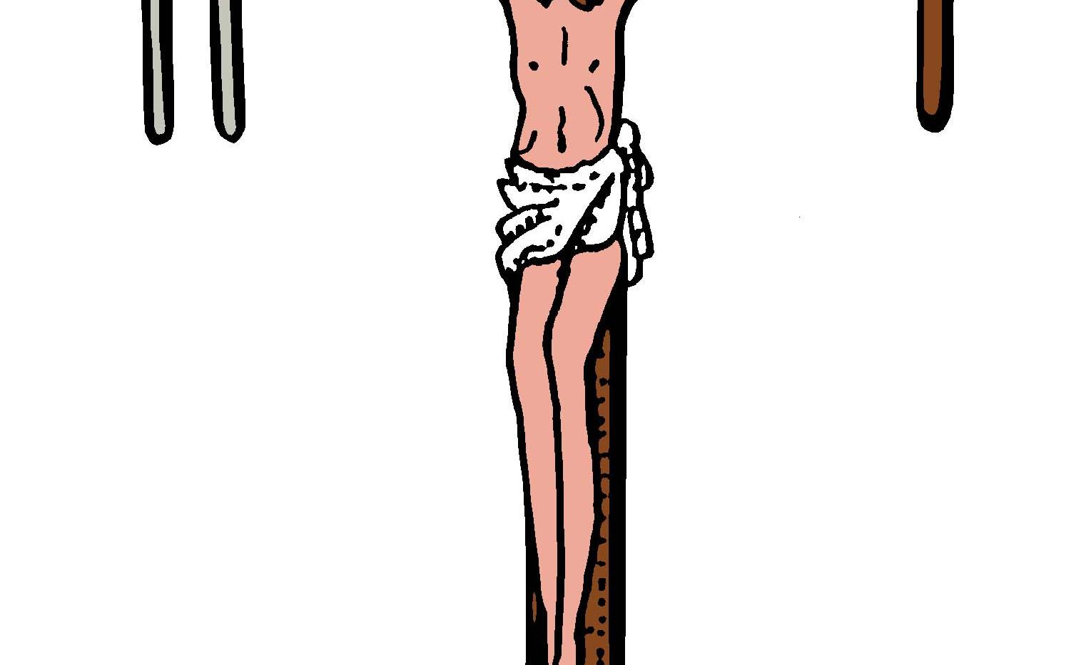 La Salette Crucifix 2