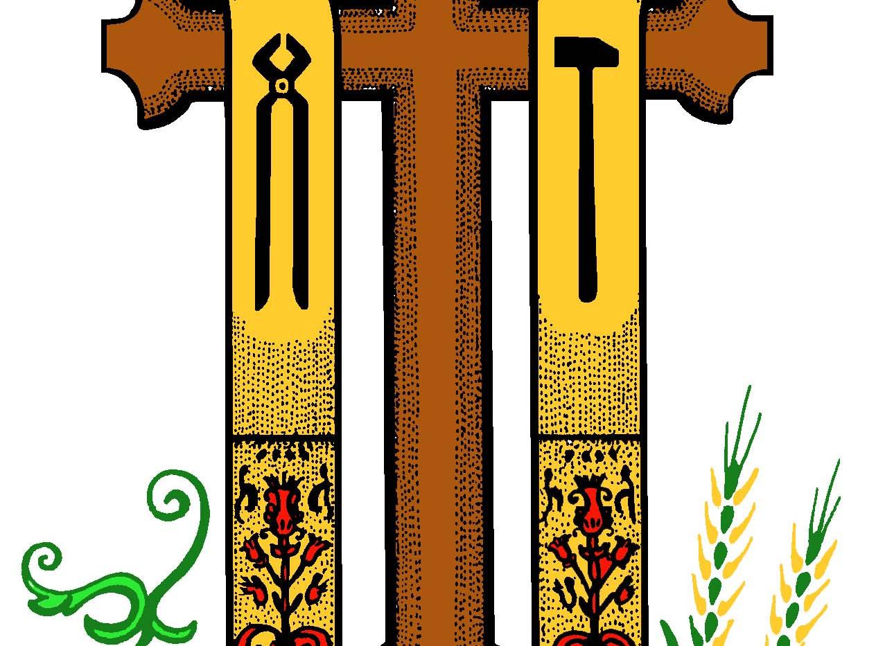 La Salette Cross w/ Stole
