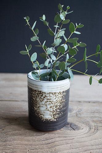 kleine Keramikvase