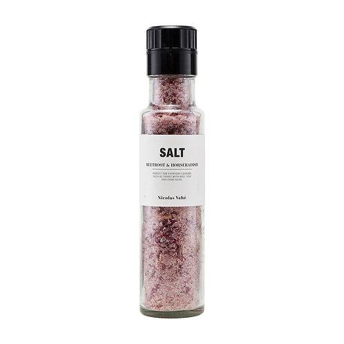 Salz, Rote Bete & Meerettich