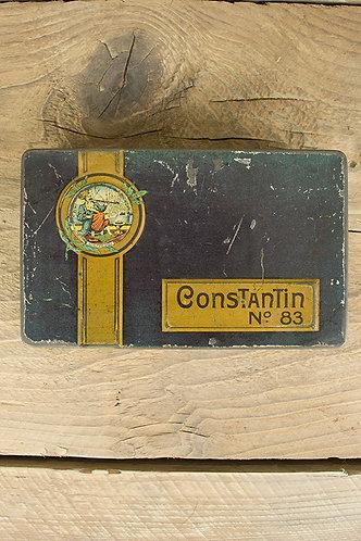 Tabakdose Constantin