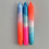 Thumbnail: Neonkerzen, handgetaucht, Coral Playa