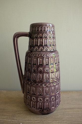 """Vase """"Inka"""", lila"""