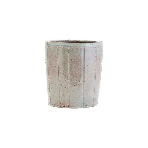 Pflanztopf JULIAN, graugrün, L