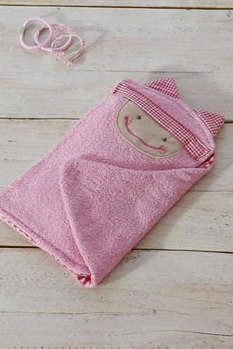 Wickeltasche rosa