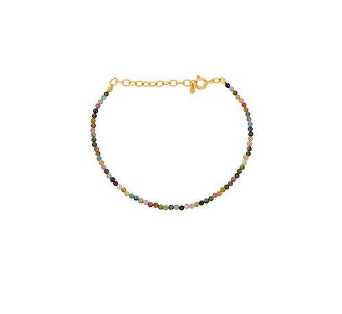 Armband TURMALINE, gold oder silber