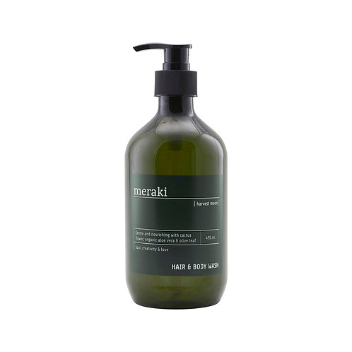Hair&Body wash, MEN, Harvest Moon