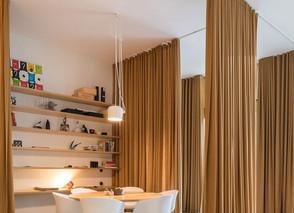 Térelválasztás rugalmasan - kicsi és nagy lakásban