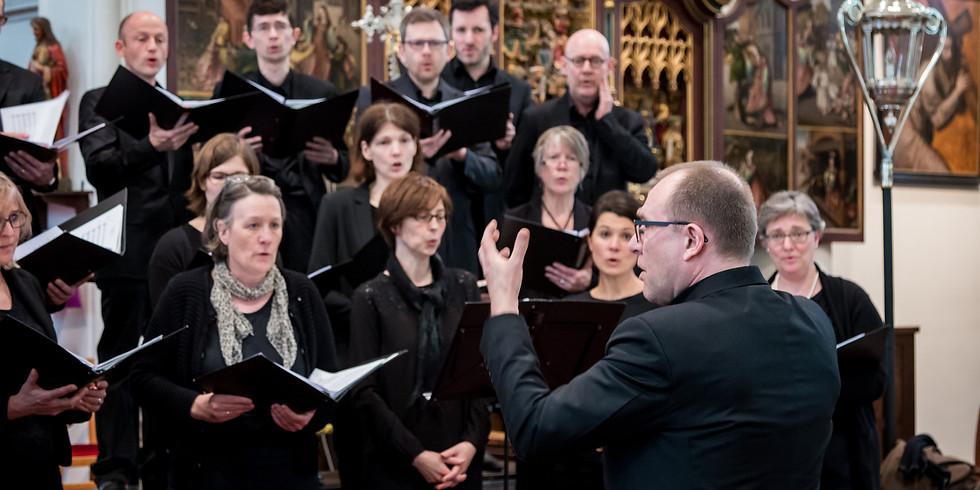 Ein Deutsches Requiem - J. Brahms