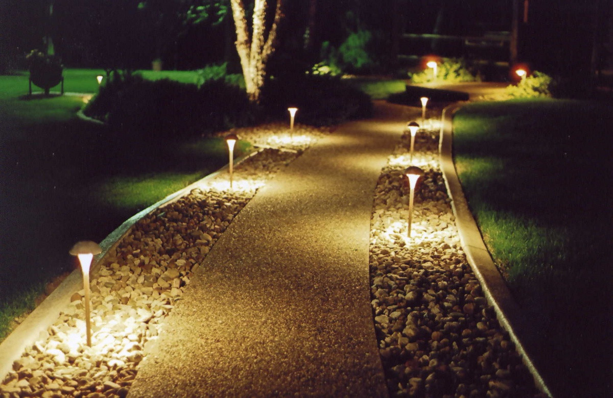 Landscape Lighting Luxe Landscapes