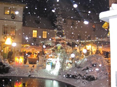 So stimmungsvoll und schön waren unser kleines Nikolausmärktlein und das gemütliche Engelsmärktlein.