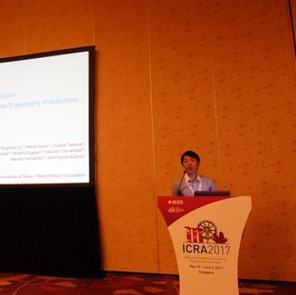 IEEE ICRA2017 @ Singapore