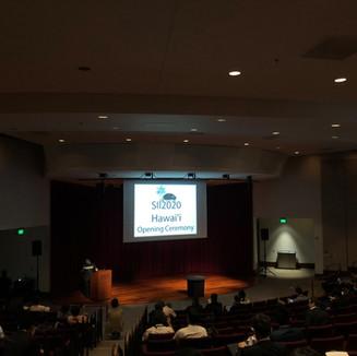 IEEE SII2020 @ Hawaii