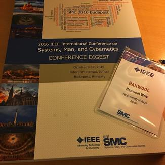 IEEE SMC2016 @ Budapest