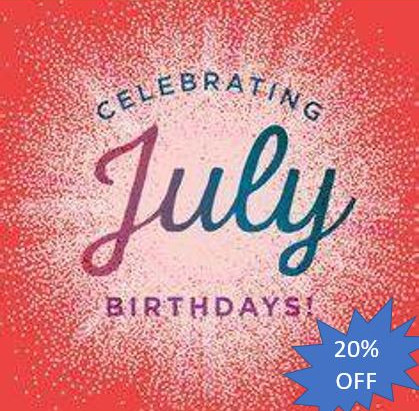 Celebrating my birthday's month with 20% OFF my services!