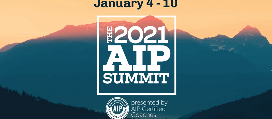 The AIP Summit 2021 is here!