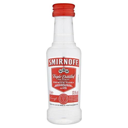 Smirnoff Red Vodka (5cl)