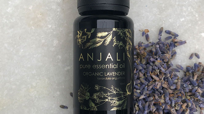 Anjali Lavender - Organic essential oil - 15ml