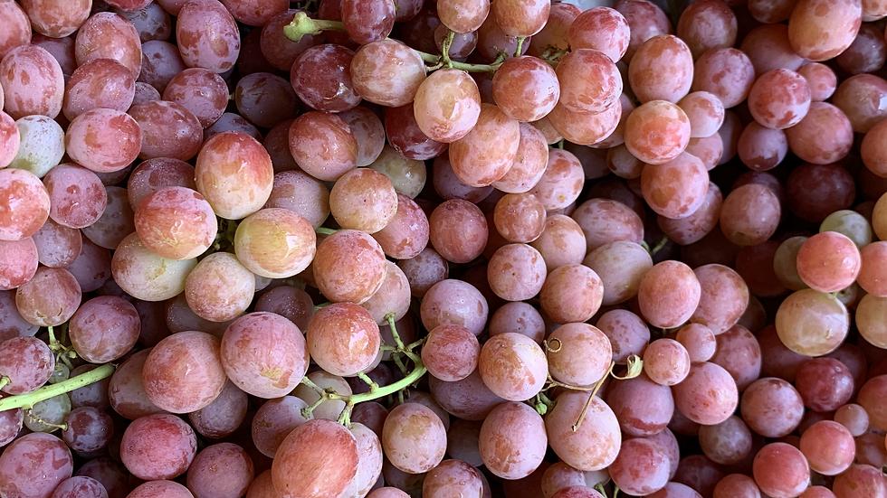 Grapes crimson - Certified Organic - 500gm