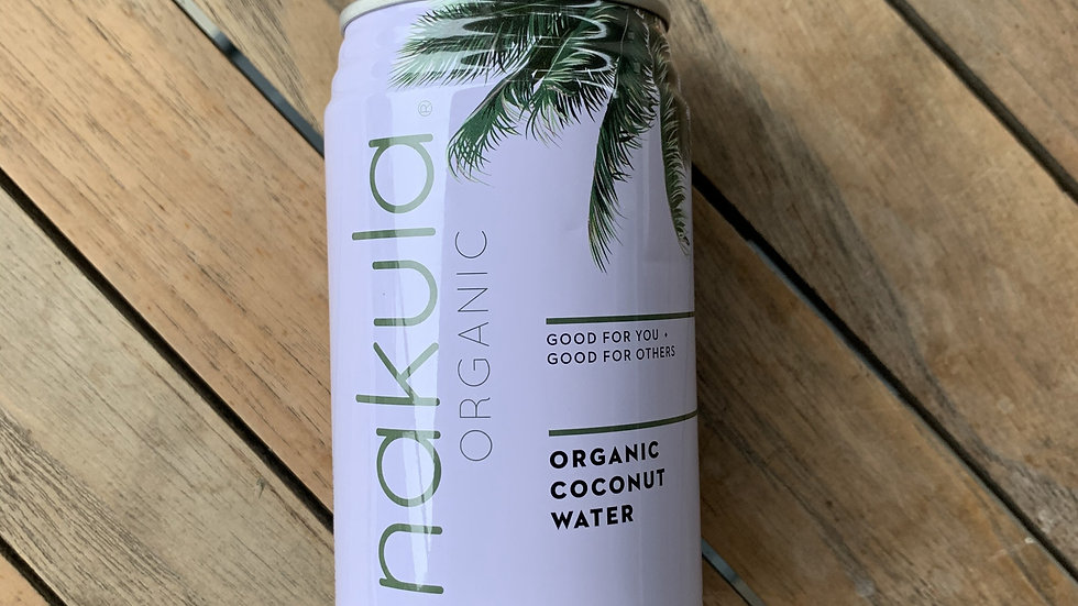 Nakula Organic Coconut Water 330ml