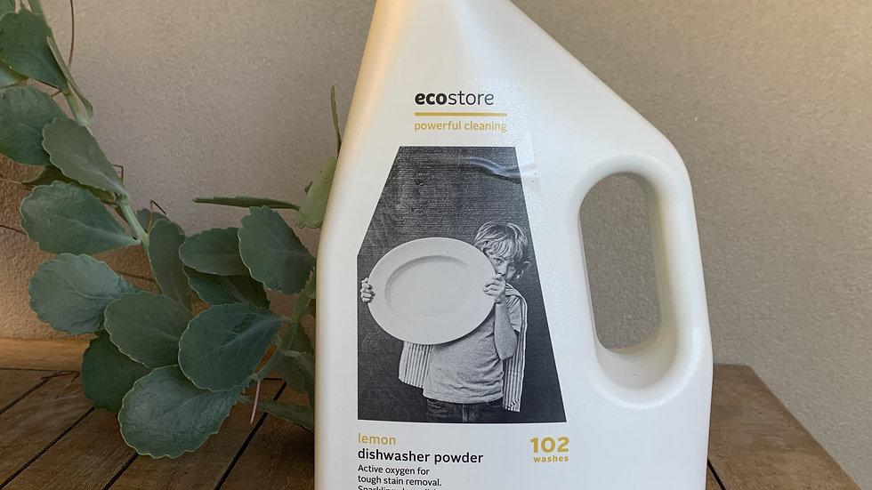 ECOSTORE Dishwasher Powder Lemon - 2kg